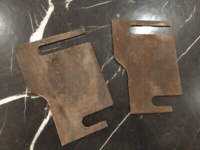 Rear Set *POWERSPORT SEMI-MET* BRAKE PADS with RUBBERIZED SHIMS LZ04719