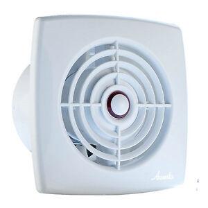 wand ventilator bad l fter 100 mm timer nachlauf zeitschalter p3 ebay. Black Bedroom Furniture Sets. Home Design Ideas