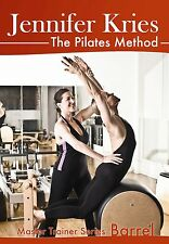Jennifer Kries Pilates Barrel Master Trainer Video DVD