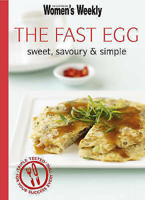 The Fast Egg   by The Aust Women's Weekly  2006 Mini Cookbook