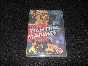 THE FIGHTING MARINES CLIFFHANGER SERIAL 12 CHAPTERS 2 D