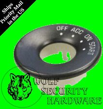 Impala Intrigue Grand Am Others Ignition Key Switch Lock Cylinder Bezel Face