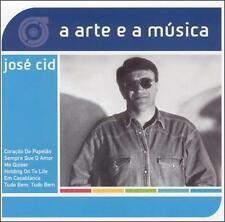 CID,JOSE-ARTE E A MUSICA CD NEW