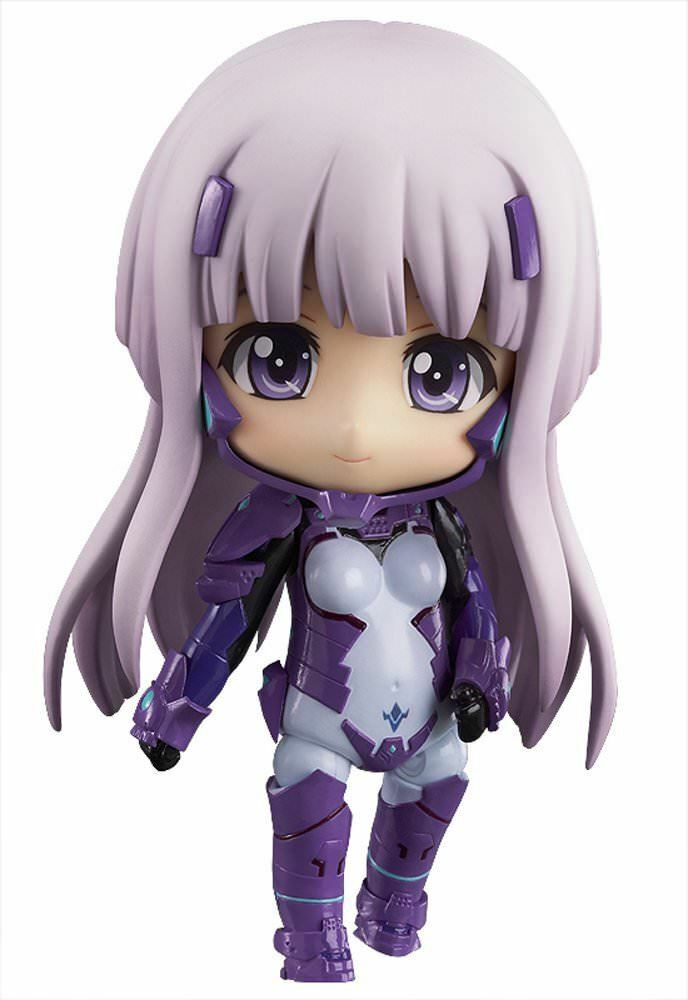 Muv-Luv Alternative Total Eclipse: Inia Sestina Nendoroid Action Figure