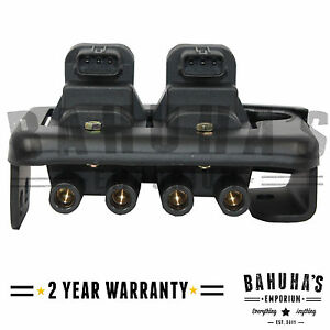 IGNITION-COIL-PACK-FOR-A-MAZDA-MX5-1-8-3-PIN-TYPE-WITH-BRACKET-1993-gt-1998-NEW