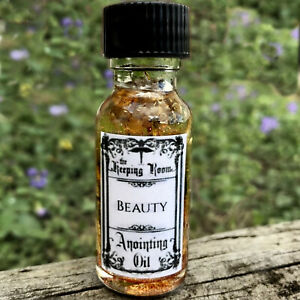 Beauty-Oil-Witch-Occult-Magick-Wiccan-Supplies-Metaphysical-Voodoo-Buy2-Get1