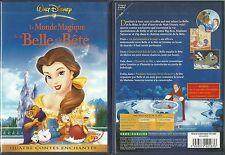 DVD - WALT DISNEY : LE MONDE MAGIQUE DE LA BELLE ET LA BETE / DESSIN ANIME