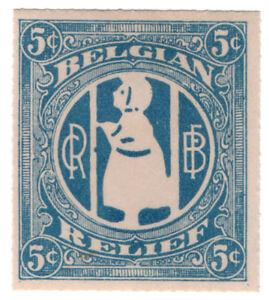 I-B-US-Great-War-Cinderella-Belgian-Relief-5c