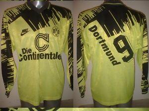 size 40 14f0c fb9ee Borussia Dortmund 1992 Adult XXL 46
