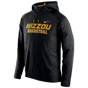Nike Nike pour Sweat à capuche Tigers Homme taille Missouri une Noirchoisissez Elite gyYb7f6