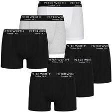 Peter Werth London N.1 Jefferson Herren 3er-Pack Set Boxershorts PM00001