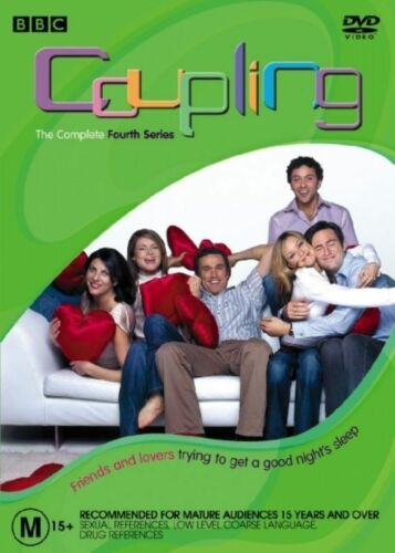 1 of 1 - Coupling : Series 4 (DVD, 2005) NEW SEALED R4