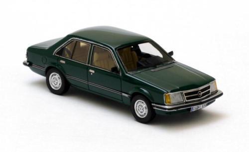 Opel Commodore C 4-door  Green  1978 (NEO 1 43   43690)