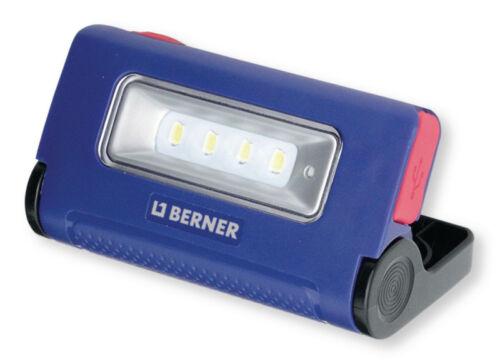 Lampe frontale 2 in1 Batterie Lampe au Chapeau Atelier Hobby Berner l/'Original Nouveau Magnétique 335506
