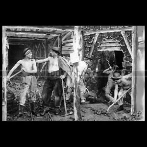 Photo F.000376 AU PAYS NOIR (FERDINAND ZECCA & LUCIEN NONGUET MOVIE) 1905