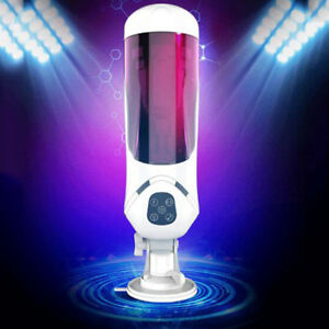 Male-Retractable-Rotation-Automatic-Sex-Masturbation-Cup-Voice-Oral-Vibrator