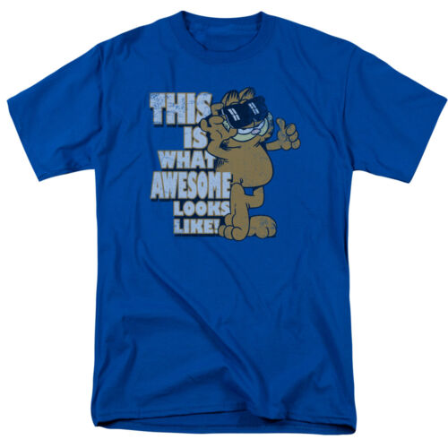 Garfield Awesome T-Shirt Sizes S-3X NEW