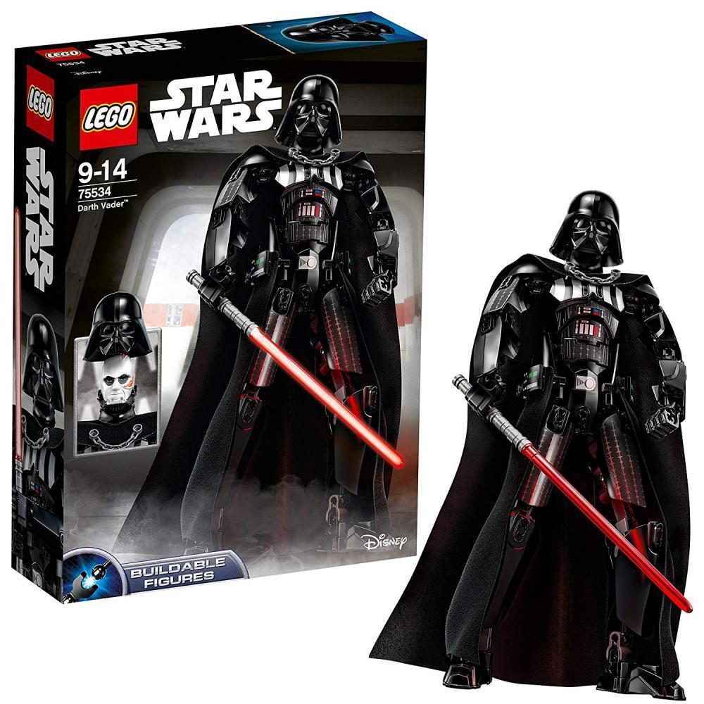 LEGO Star Wars 75534 Darth Vader Actionfigur Spielfigur Spielzeug Figur ab 9 NEU