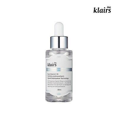 KLAIRS Freshly Juiced Vitamin Drop 35ml Stabilized Vitamin C Rejuvenating Bright