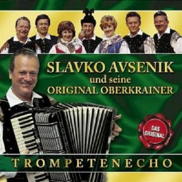 "SLAVKO AVSENIK ""TROMPETENECHO"" CD NEUWARE"