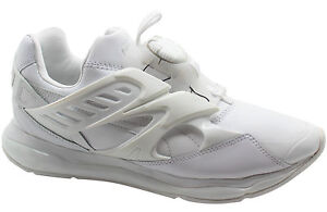 online retailer d7cb7 347a2 Image is loading Puma-Disc-Blaze-Cell-Mens-Trainers-Slip-On-
