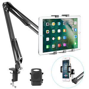 Neewer-Universal-Microphone-Stand-Kit-for-Smartphone-iPad-or-Other-Tablets