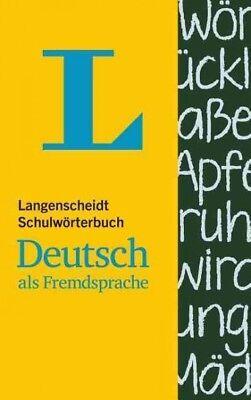 German Edition Langenscheidt Power Woerterbuch Deutsch als Fremdsprache Monolingual German Dictionary