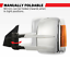 thumbnail 5 - Bettaview Extendable Towing Mirrors for Nissan Navara NP300 2015 To Current