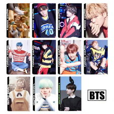 Lot of & KPOP Bangtan Boys Personal Collective Poster Photo Card Lomo Cards