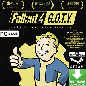 Fallout-4-Game-Of-The-Year-Edition-GOTY-PC-NO-CD-DVD-Steam-Game-Fast-Sent