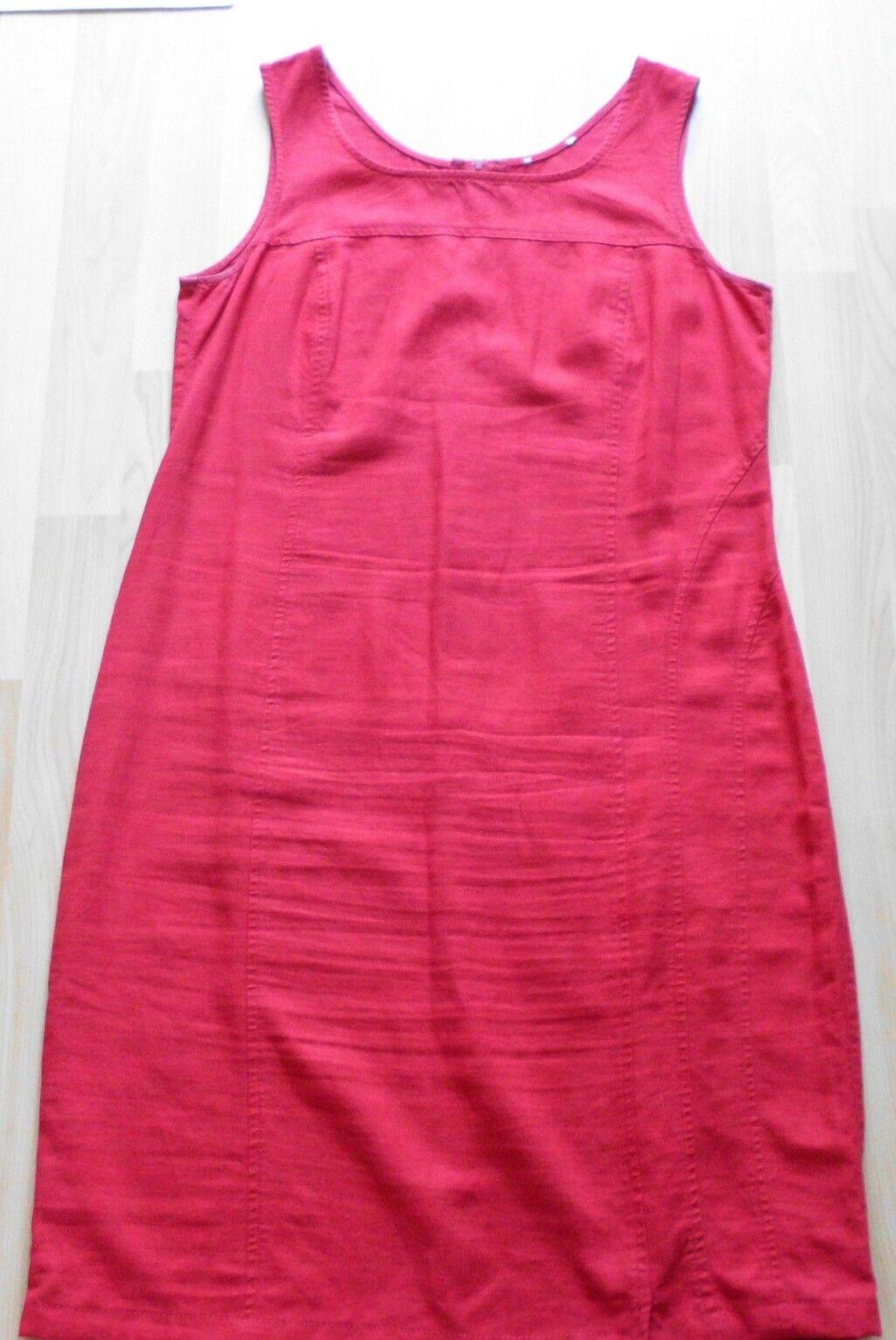 Bonita Kleid Gr.40 mit Jacke (42), 1x getragen ca. 2 h, ROT, verk.a.einzeln