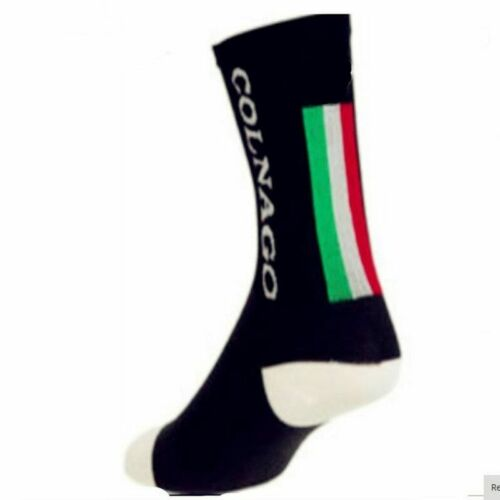 COLNAGO Cycling Socks Men Outdoor Mount Sports Wearproof Bike Footwear For Road