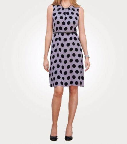 K taille 20 40 KP 99,99 € Soldes/% Neuf!! Mona robe à pois apartem pression violet