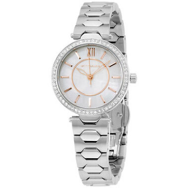 Wittnauer WN4019 Women's Stainless Steel Bracelet Watch