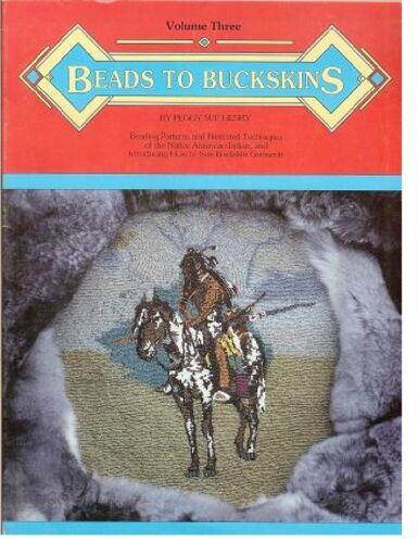 BEAD JEWELRY  LEAFLET//BOOK
