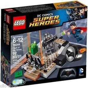 LEGO SUPER HEROES SCONTRO FRA EROI - LEGO 76044