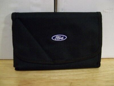 ford fusion owners manual package  black
