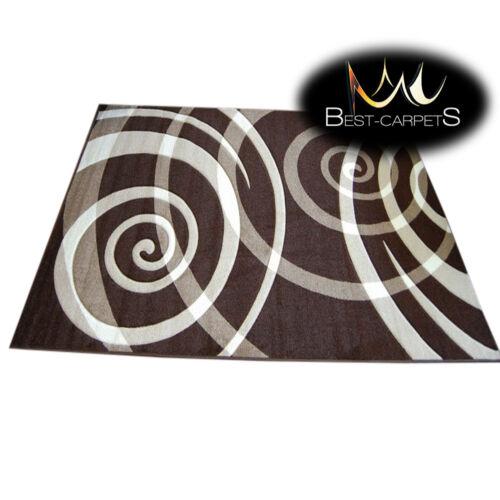 """Épais moderne rugs /'pilly /""""tapis original marron géométrique abstrait cheap tapis"""