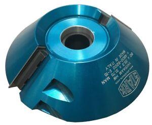 150mm-x-35mm-X-1-1-4-45-Mitre-Joint-Cutterhead-cmt-Felder-Jet-Scm-Seulement