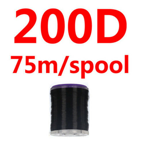 75D 200D Strongest GSP Fly Tying Polyethylene Thread Saltwater Fly Tying Threads
