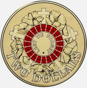 LIMITED STOCK AVAILABLE 2 dollar RAM.coin un-circulated 2016 Aust.carded