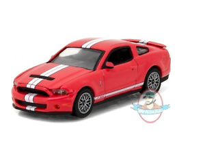1:64 GL Muscle Series 18 2011 Ford Shelby GT-500 with SVT Greenlight