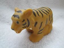 Fisher Price Little People LARGE TIGER for ZOO Noah's Ark SAFARI Not talker