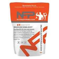 Brazilian Suma root Capsules x 360 , Naturally dried, (suitable for vegetarians)