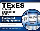 TExES School Counselor (152) Flashcard Study System 9781610729741 Cards