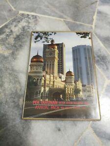 malaysia stamps 1989 annual pack setem tahunan