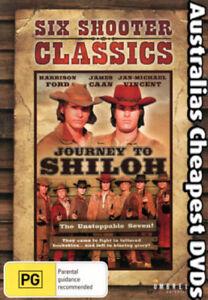 Journey-To-Shiloh-DVD-NEW-FREE-POSTAGE-WITHIN-AUSTRALIA-REGION-ALL