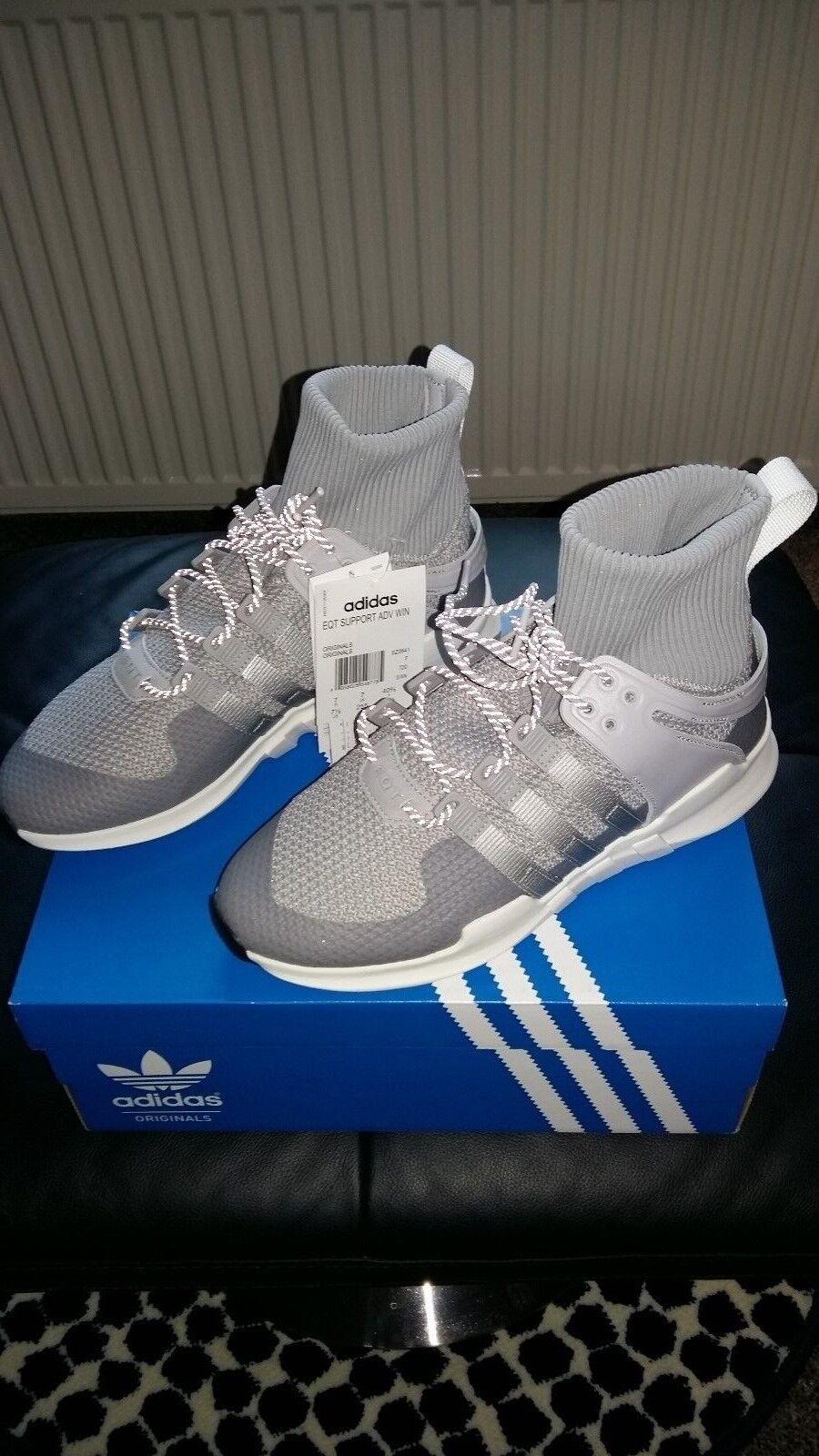 Originals Adidas EQT ADV  Winter Support  ORIGINALS. Unisex Taglia 7 UK EUR 40 2 3 | Valore Formidabile  | Uomini/Donne Scarpa
