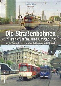 Strassenbahnen-Frankfurt-Main-Hessen-Tram-Bilder-Geschichte-Bildband-Buch-Fotos