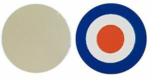 MOD-TARGET-METAL-GOLF-BALL-MARKER-DISC-25MM-DIAMETER
